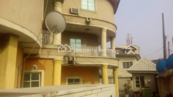 Premium 2 Storey Building, Akoka, Yaba, Lagos, Block of Flats for Sale