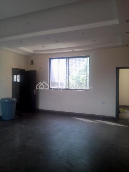 1 Bedroom Ground Floor Flat, Norman Williams Street, Falomo, Ikoyi, Lagos, Mini Flat for Rent