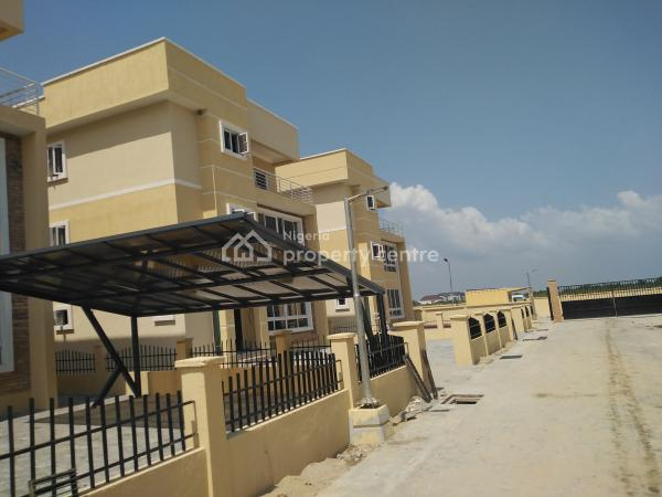 Brand New 6 Bedroom Detached House in a Fully Serviced Estate, Northern Foreshore Estate, Lekki, Lagos, Detached Duplex for Sale
