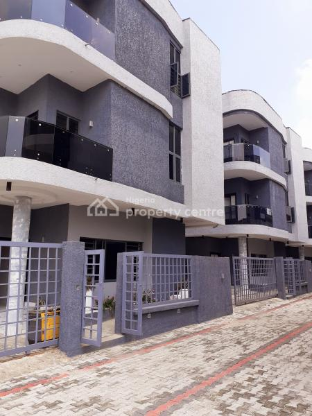 Luxury 5 Bedroom Detached House with a Maids Room, Fitted Kitchen, All Rooms Ensure, Ikate Elegushi, Lekki, Lagos, Detached Duplex for Sale