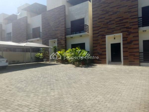 4 Bedroom Terraced Apartment, Maitama District, Abuja, House for Rent