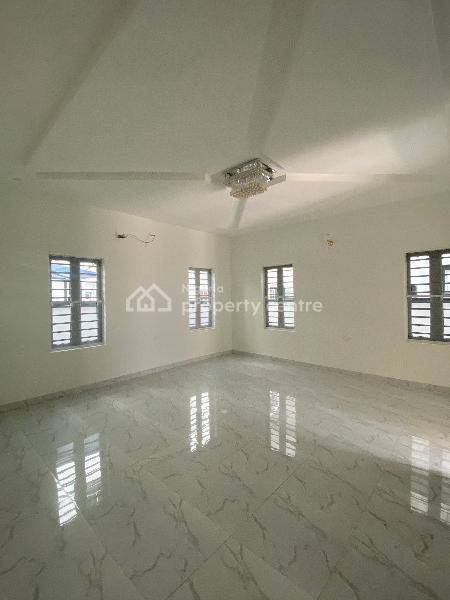 Brand New 5 Bedroom Detached Duplex with Bq, Chevron, Lekki, Lagos, Detached Duplex for Sale
