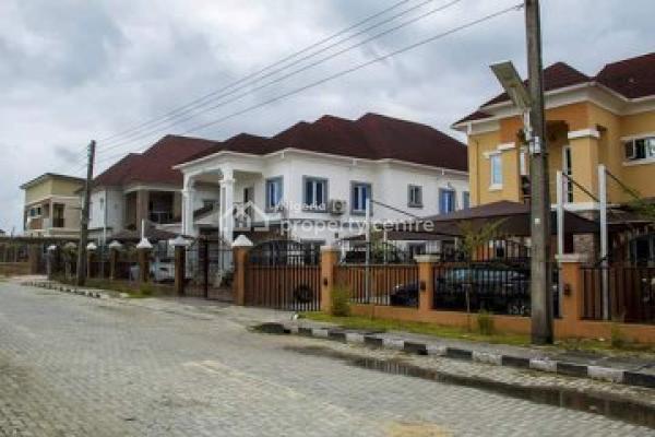 Estate Land Fully Developed, 2 Minutes Away From Shoprite, Sangotedo, Ajah, Lagos, Residential Land for Sale