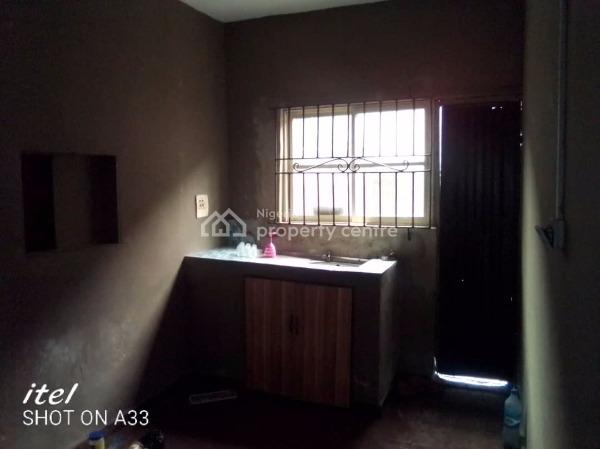 Decent 3 Bedroom Flat with Prepaid Meter, 3 Toilets, 3 Baths, Tiles Etc., Behind County Hospital, Aguda, Ogba, Ikeja, Lagos, Flat for Rent