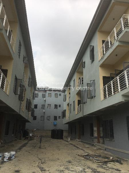 New 4 Bedroom Terraced Duplex with Excellent Design and Features, Ikate Elegushi, Lekki, Lagos, Terraced Duplex for Sale