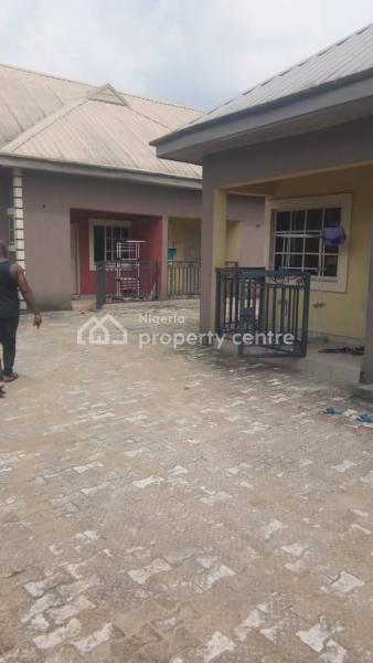 2 Nos. 3 Bedroom Bungalow and Unit of 2 Bedroom Bungalow with C of O, Off Redeemed Road, Rumuduru, Port Harcourt, Rivers, Semi-detached Bungalow for Sale