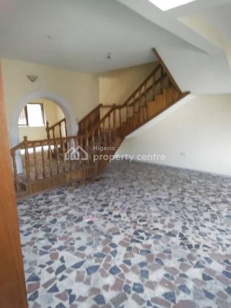 a Very Clean and Massive 5 Bedroom Semi Detached House (self Compound) with 2 Room Bq, Spacious Living Room, Spacious Kitchen, in a Serene and Secured Neighbourhood at Omole Phase 2 Estate, Omole Phase 2, Ikeja, Lagos, Semi-detached Duplex for Rent