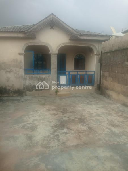 a Bungalow of 2 Bedroom Flat, Amikanle Ait Road Alagbado, Ipaja, Lagos, Detached Bungalow for Sale