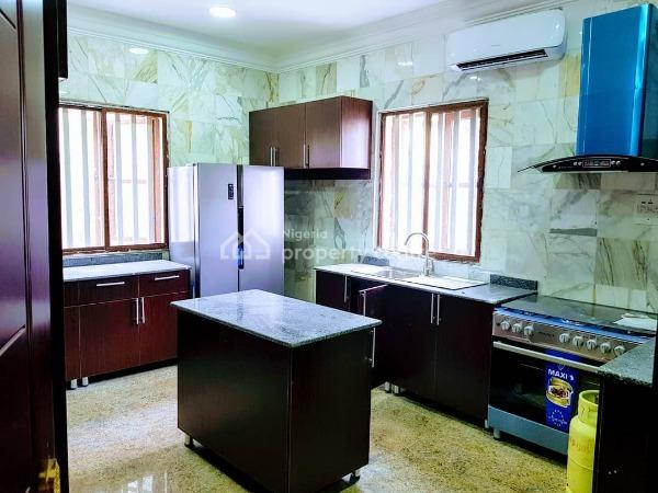 Brand New 6 Bedroom Mansion, Lekki Phase 1, Lekki, Lagos, Detached Duplex for Sale