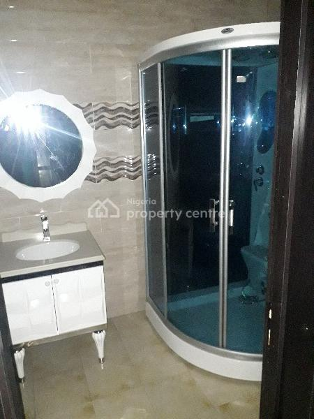 Tastefully Newly Built 5 Rooms Duplex with Bq, All Rooms Ensuite, Massive Living Room, Fitted Kitchen, Cctv Camera Etc, Off Bashiru Shittu Road, Shangisha Phase 2, Gra, Magodo, Lagos, Detached Duplex for Sale