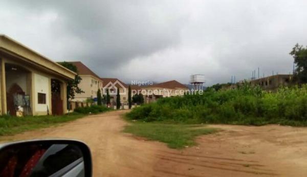 4950 Sqms, Jahi, Abuja, Land for Sale