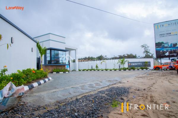 Front Line of High Luxury and Comfort with C of O, Beechwood Estate, By Lekki Epe Expressway, Lekki, Lagos, Residential Land for Sale