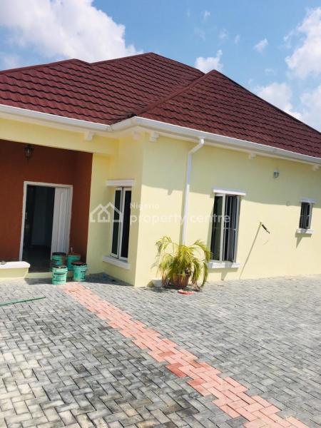 Affordable Three Bedroom Detached Bungalow with Bq, Ajah, Lagos, Detached Bungalow for Sale