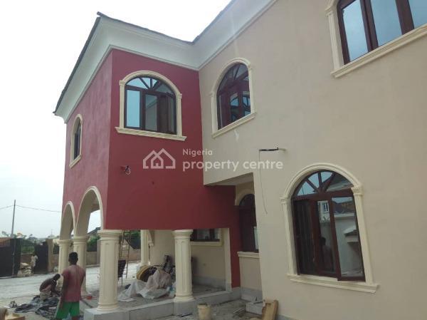 4 Bedroom Duplex Detached with Bq, Kolapo Ishola Estate, Lagelu, Oyo, Detached Duplex for Sale