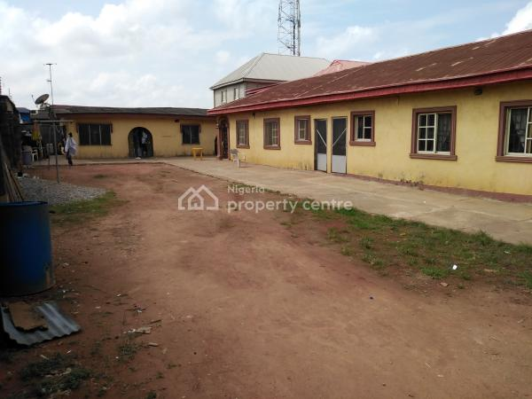 Property Consist of Three Nos of Two Bedroom Flat and a Mini Flat, Behind Igando Brt Bus Stop, Igando, Ikotun, Lagos, Detached Bungalow for Sale