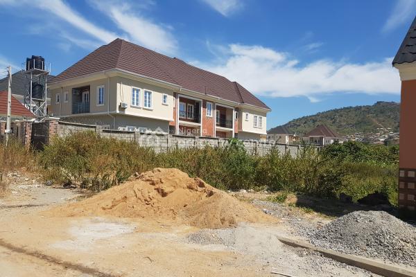930sqm Bare Land Within Built Up Neighbourhood, Nkeiru Okorie Street, F01, Kubwa, Abuja, Residential Land for Sale