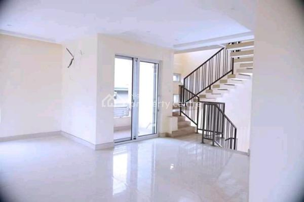 Brand New 4 Bedroom Terraced Duplex with Bq, Awoshika Bus Stop , Behind Tastee Fried Chicken, Opebi, Ikeja, Lagos, Terraced Duplex for Rent