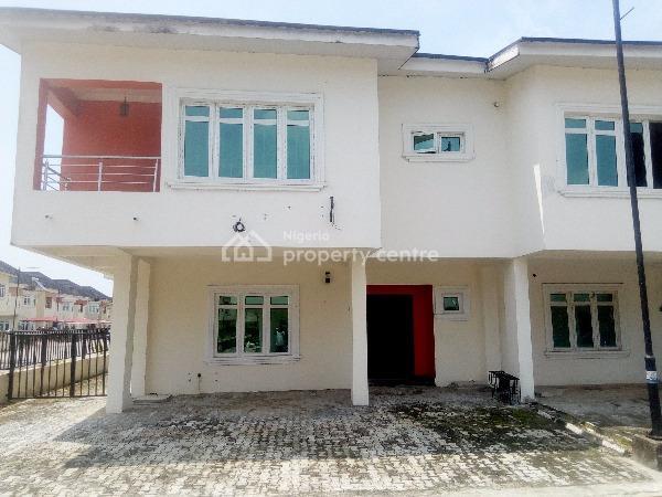 Luxury 4 Bedroom Corner Piece Terraced Duplex, Paradise 3 Estate, Chevron Drive, Lekki Lagos, Lekki, Lagos, Terraced Duplex for Rent