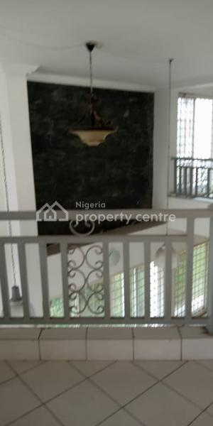Big Spacious 5 Bedroom Fully Detached House with Bq, Off Remi Olowude, Lekki Phase 1, Lekki, Lagos, Detached Duplex for Rent