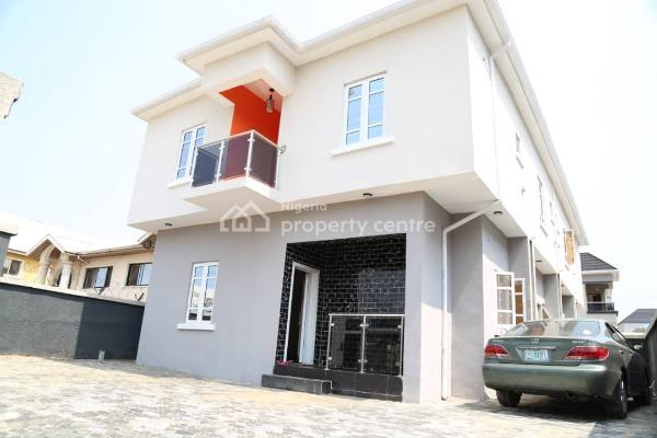 Luxury 3 Bedroom Duplex, Off Lekki-ajah Expressway, Thomas Estate, Ajah, Lagos, Semi-detached Duplex for Sale