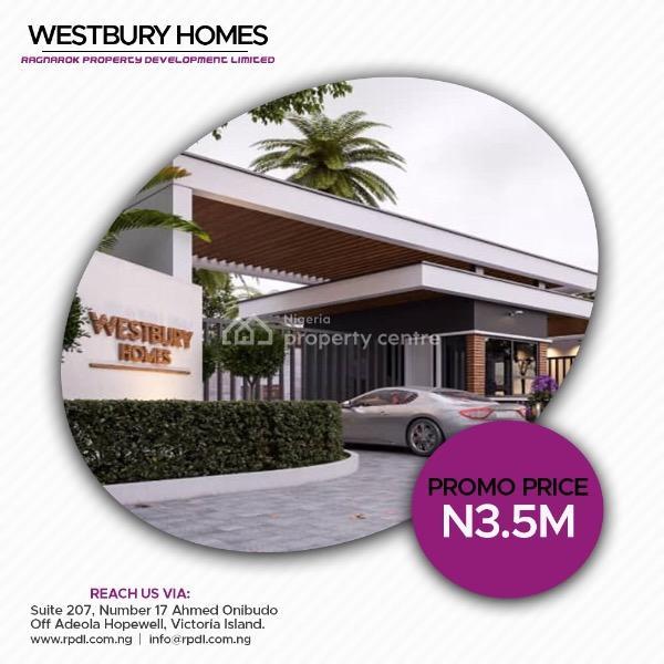 Dry Land in an Estate, Lakowe, Sangotedo, Ajah, Lagos, Mixed-use Land for Sale