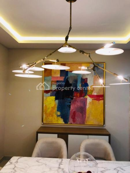 Fully Serviced 4 Bedroom Terrace Duplex  with Pool, Gym and a Room Bq, Ikate Elegushi, Lekki, Lagos, Terraced Duplex for Sale