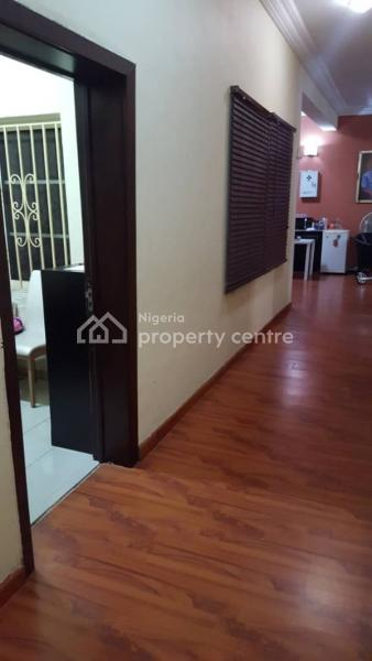 Newly Built Luxury 7 Bedroom Fully Finished and Fully Serviced Detached Duplex with Air Conditioning , Fully Fitted Kitchen, Nicon Town Estate Lekki Axis, Nicon Town, Lekki, Lagos, Detached Duplex for Rent