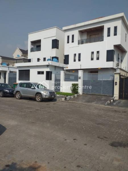 Executive Luxury 5 Bedroom Fully Detached Duplex Plus a Room Bq with Excellent Facilities, Parkview, Ikoyi, Lagos, Detached Duplex for Rent