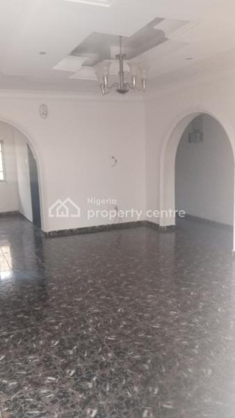 Luxury 3 Bedroom Flat with Excellent Facilities, University View Estate Opposite Lagos Business School, Ajah, Lagos, Flat for Rent