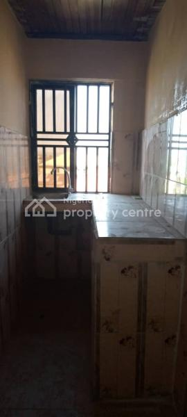 Room and Parlour Self Contained, Airport Area, Alakia, Ibadan, Oyo, Mini Flat for Rent