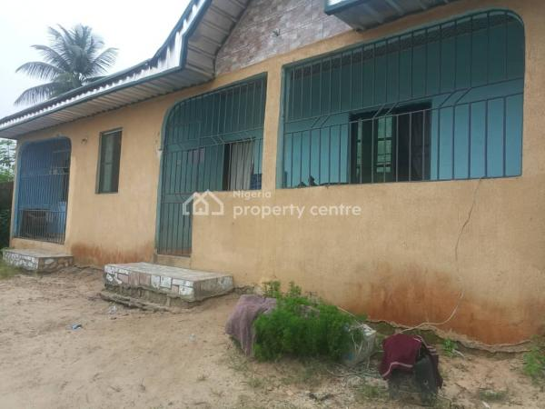 Affordable Semi Detached Bungalow of 2 Bedroom and a Self Contain, Okuokoko, Okpe, Delta, House for Sale