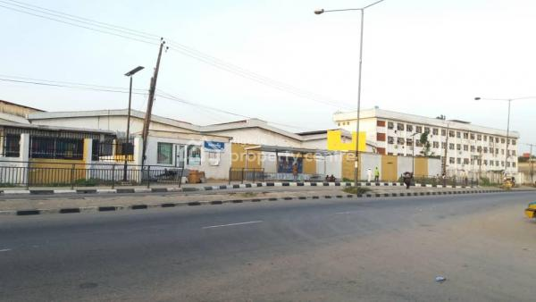 a More Than 5 Bay Empty Warehouses with Administrative Blocks, Oregun, Ikeja, Lagos, Warehouse for Sale