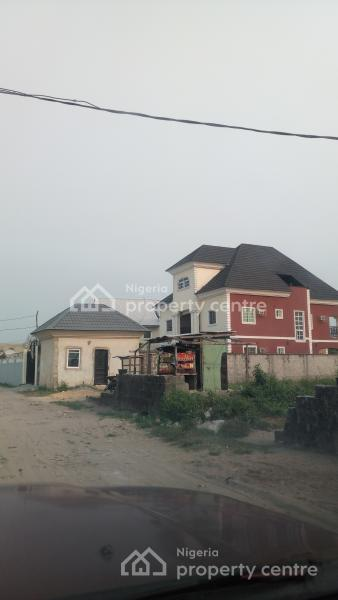 Plots in a Very Developed Estate. Start Building Immediately.gazetted Dry Plots Village Excision, Alayande/majek 2nd Gate, Before Abijo B/stop. 2 Minutes Drive From New Shoprite., Ajah, Lagos, Mixed-use Land for Sale