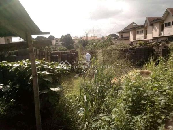 1000sqm of Good Titled Land, Omole Phase 1, Ikeja, Lagos, Residential Land for Sale