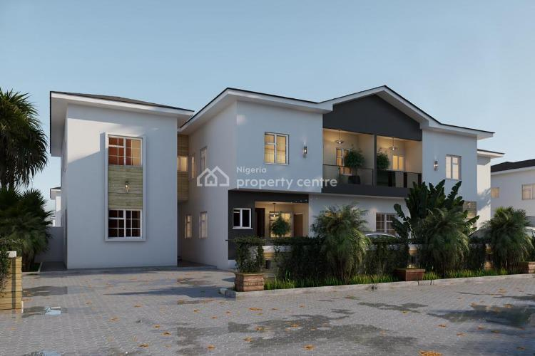 Spacious and Newly Built 4 Bedroom Semi Detached  Duplex, Forthright Estate Behind Punch Magboro, Obafemi Owode, Ogun, Semi-detached Duplex for Sale