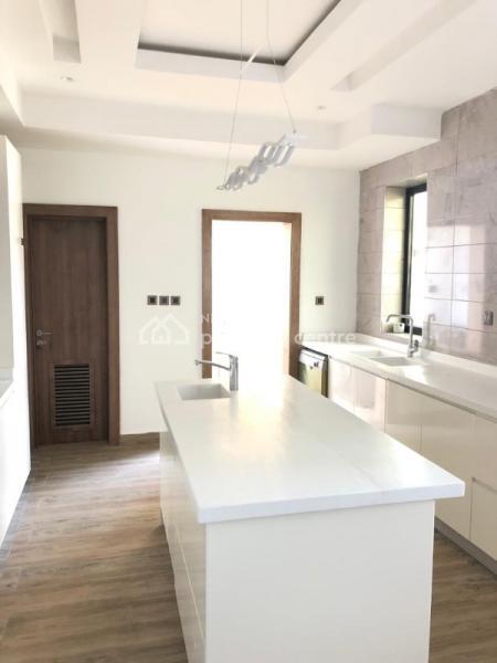 5 Bedroom Detached Duplex with Swimming Pool, Peenock Beach Estate, Osapa, Lekki, Lagos, Detached Duplex for Sale