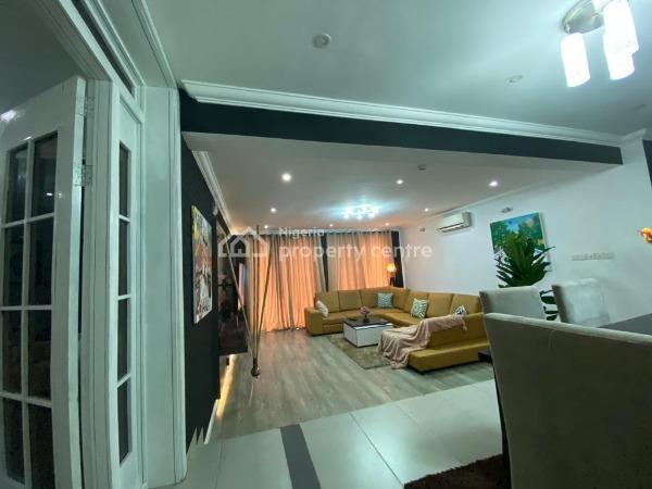 Luxury 3 Bedroom with Chef and Free Breakfast, Off Ligali Ayorinde, Victoria Island (vi), Lagos, Flat Short Let