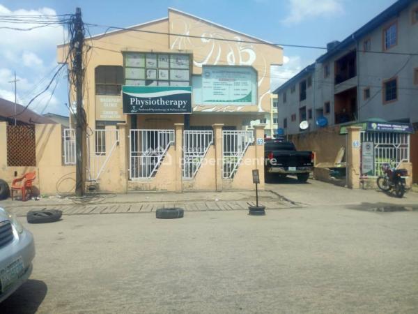 Block of 4 Flats, Alagomeji, Yaba, Lagos, Block of Flats for Sale