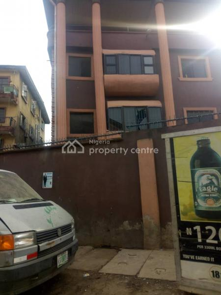 Bock of 8 Flats, Onike, Yaba, Lagos, Block of Flats for Sale