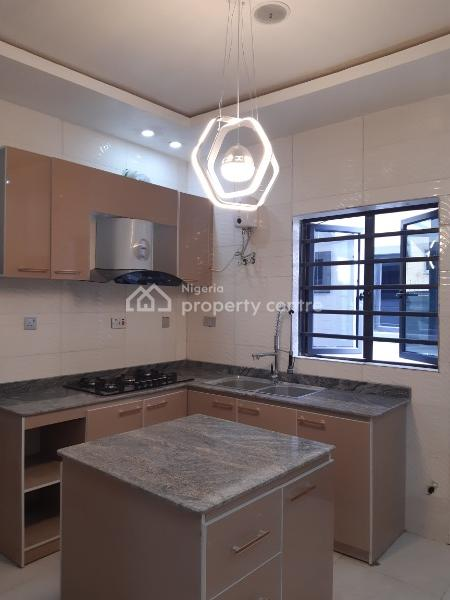 Luxuriously Finished 4bedrooms Semi Detached Duplex, Lekki County, By Chevron Toll Gate, Lekki Expressway, Lekki, Lagos, Semi-detached Duplex for Sale