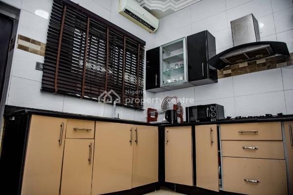 Luxury 4 Bedroom Detached, Off Chief Collins, Lekki Phase 1, Lekki, Lagos, Detached Duplex Short Let