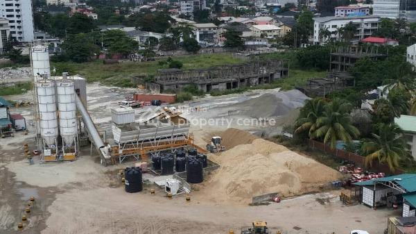Espanse Land Measuring 36,570sqm, Ahmadu Bello Way, Victoria Island (vi), Lagos, Mixed-use Land for Sale