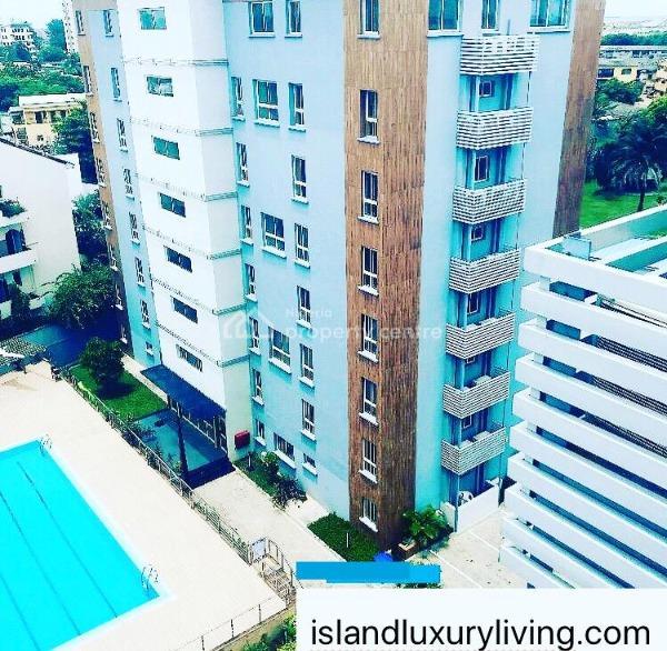 Brand New Luxurious Highrise Three (3) Bedroom Apartments, 10 Mins From Silverbird and Eko Atlantic City Off Ahmadu Bello Way, Victoria Island (vi), Lagos, Flat for Rent