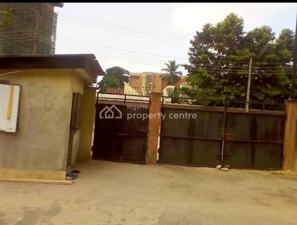 6 Plots with Delapidated Building, Off 2nd Avenue, Old Ikoyi, Ikoyi, Lagos, Detached Duplex for Sale