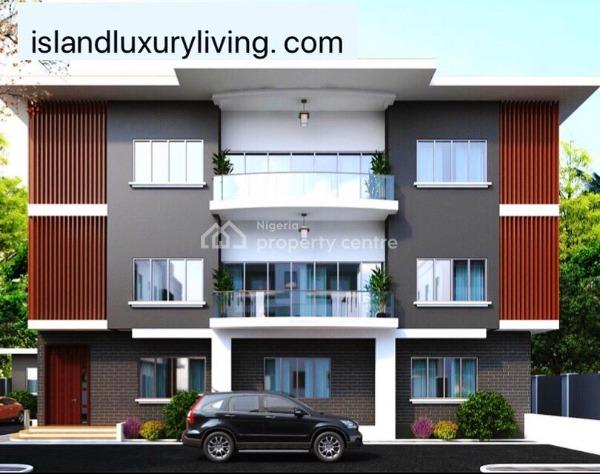 Brand New Fully Serviced Three(3) Unit Three(3) Bedroom Apartments, Ikoyi, Lagos, Flat for Sale
