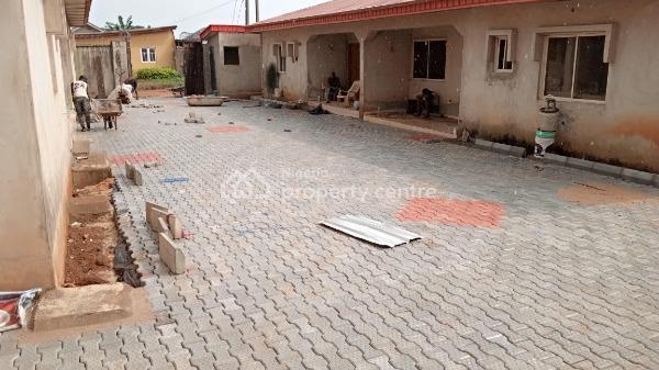 2 Bedroom Flat All En Suite in a Mini Estate, Olayemi Estate, Off Obafemi Awolowo Road,  Agbele, Ikorodu, Lagos, Semi-detached Bungalow for Rent