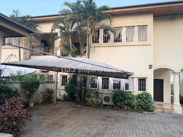 4 Bedroom Semi-detached, Off Ibb Way, Maitama District, Abuja, Semi-detached Duplex for Rent