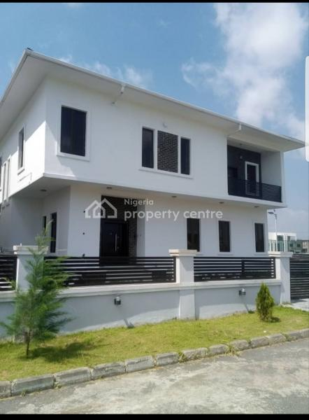 Exclusively Finished Corner Piece 5 Bedroom Luxury Family Home Fully Detached Plus Bq, Vgc, Lekki, Lagos, Detached Duplex for Sale