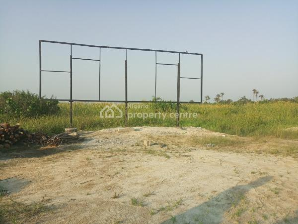 600plots with Governor Consent, Eleko Beach Road By Youngest Petrol Station, Eleko, Ibeju Lekki, Lagos, Land for Sale