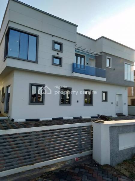 Newly Built 5 Bedroom Duplex, Title: Global C of O, Sangotedo, Ajah, Lagos, Detached Duplex for Sale